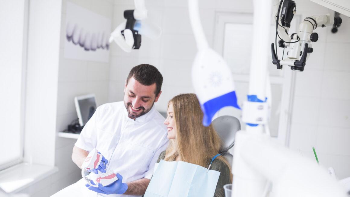 Qual dentista devo procurar?